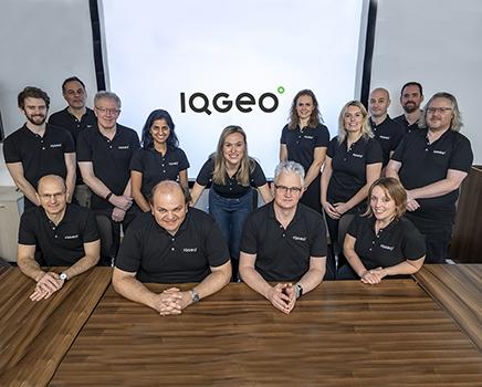 IQGEO's Cambridge team