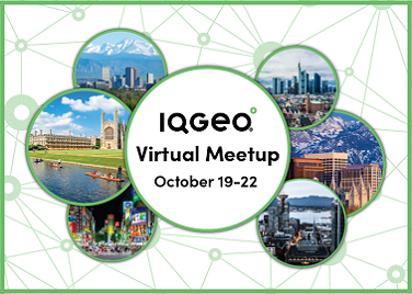 IQGeo Virtual Meetup