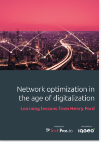 Network optimization in the age of digitalization