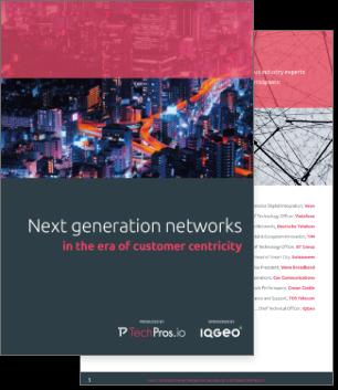 IQGeo next generation networks eBook